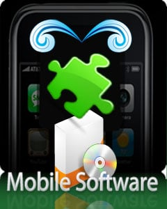 Sender Of Software Mobile Software